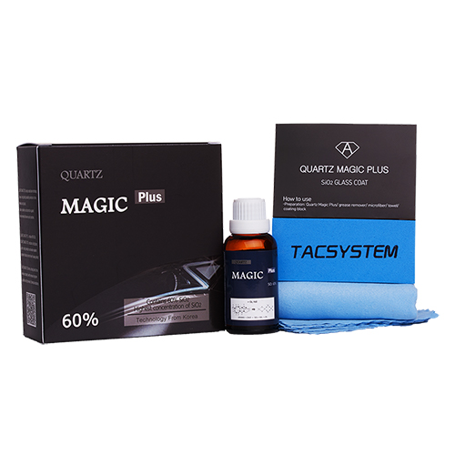 TAC System QUARTZ MAGIC PLUS 60% SiO2 Керамика для дисков 8Н 30 мл.